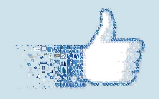 拼贴画,图标,图标,脸谱,我喜欢你,标志,社交网络