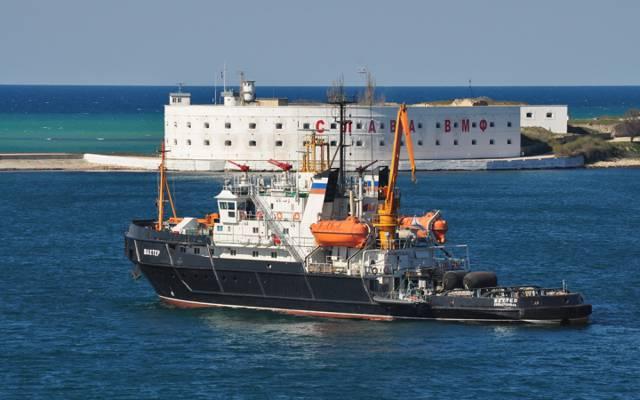 壁纸矿工,海,拖轮,救生员,塞瓦斯托波尔,黑海,辅助,海军