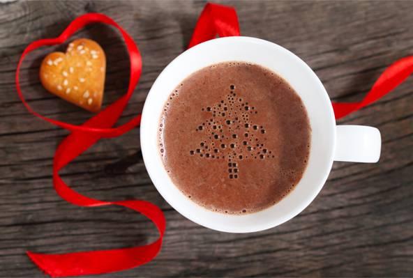 磁带,咖啡,盅,喝