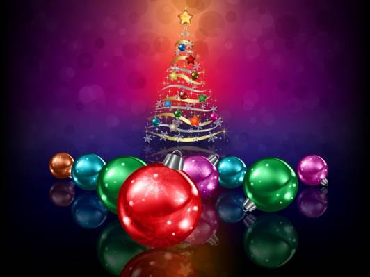 球,新年,假期,圣诞节,装饰,新年,圣诞节,圣诞节