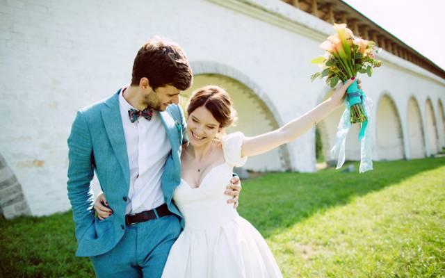 壁纸拥抱,美丽,新郎,新郎,婚礼,花束,爱,微笑,花束,欢乐,礼服,夏天,美丽,夏天,...