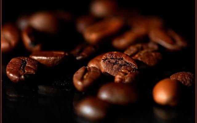 大,咖啡,粮食