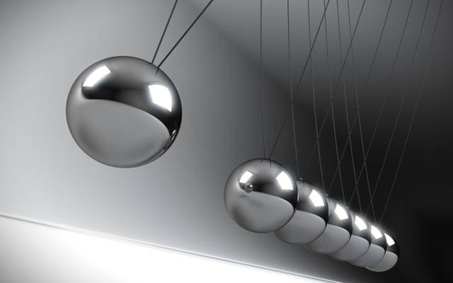 壁纸球牛顿,类型,艺术,抽象,壁纸。,摆,转换,潜力,示范,能源,动力学和副...