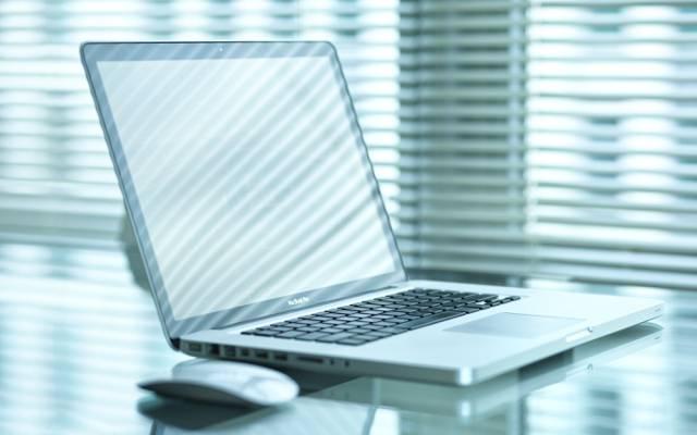 鼠标,笔记本电脑,MacBook Pro,表,苹果