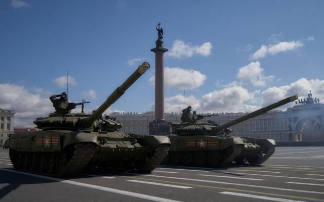 装甲,作战,圣彼得堡,坦克,T-72,城市,地区