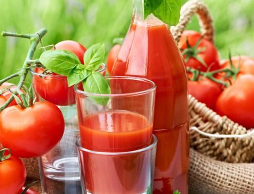 番茄汁,西红柿,喝