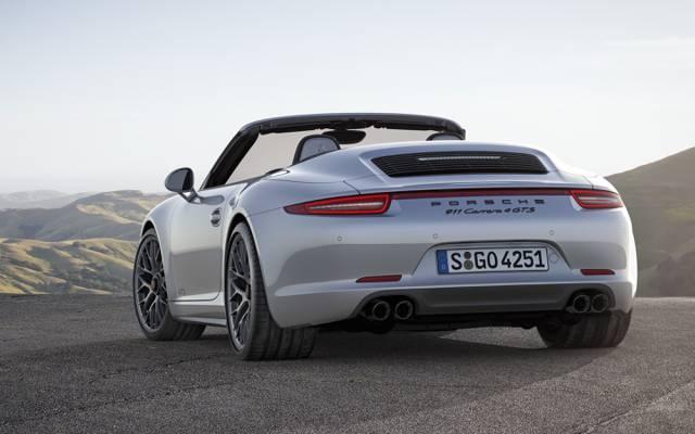 美容,卡雷拉4,保时捷,成为,电力,911卡雷拉4 GTS,911,GTS