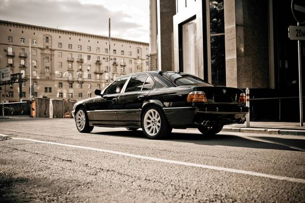 E38,车,壁纸,宝马750,壁纸,宝马