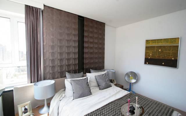 风格,家具,室内,房间,床,设计