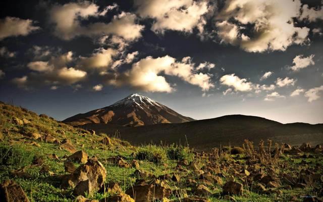 伊朗国度的美丽风景