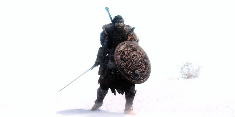 盾,战士,剑,背景