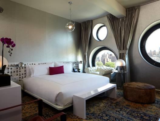 风格,鲜花,室内,地毯,床,Windows,卧室,兰花,椅子
