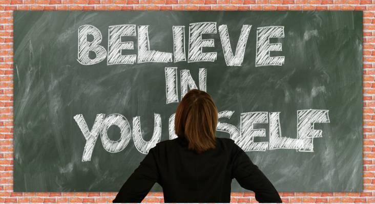 相信你自己的高清壁纸