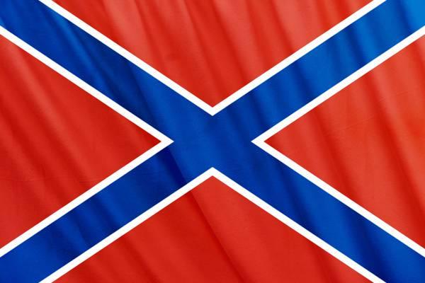 壁纸联邦,圣安德鲁的十字架,意志和工作,国旗,Novorossiya,独立,人民共和国联盟