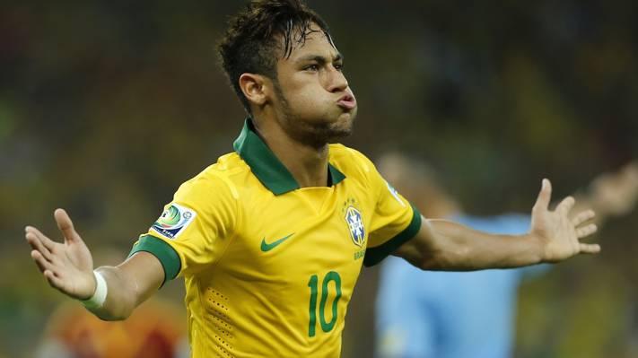 内马尔,足球运动员,巴西