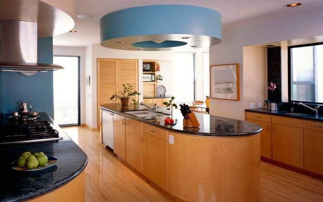房间,风格,室内,房子,公寓,厨房,设计