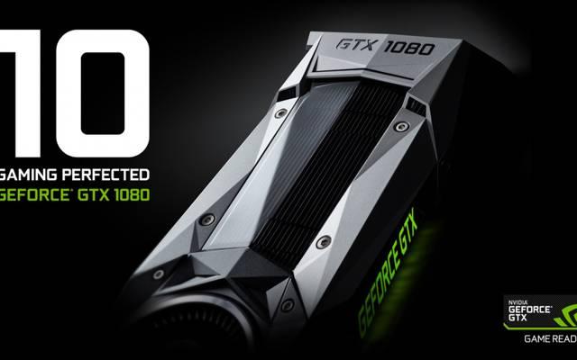 Geforce,NVIDIA,显卡,GTX 1080,Pascal架构,高科技