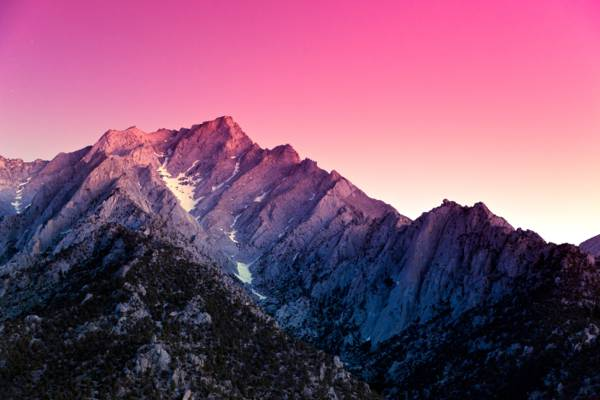 山高清壁纸的风景摄影