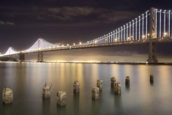 金州桥高清壁纸