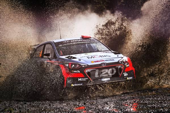喷,机,i20,汽车,现代,污垢,现代i20,现代i20 WRC,WRC,拉力赛,拉力赛,现代,...