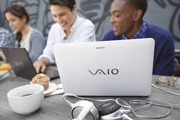 壁纸宏,耳机,Vaio,索尼,笔记本电脑,咖啡,人
