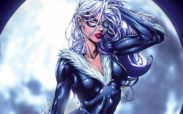 费利西亚哈代,黑猫,奇迹,奇迹漫画,黑猫