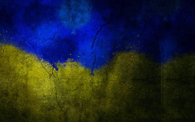 国旗,乌克兰,国家,乌克兰,国旗