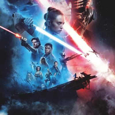 科幻动作片《星球大战:天行者崛起》