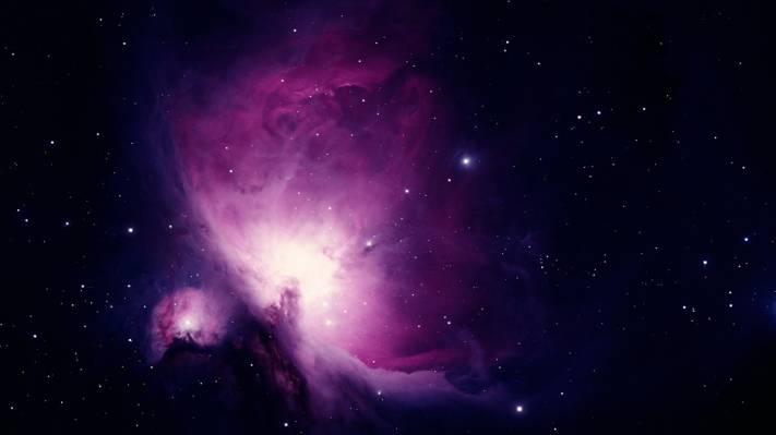 银河星系高清壁纸