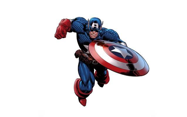 美国队长,美国队长,超级英雄
