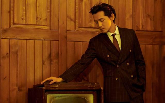 魅力型男胡歌优雅绅士迷人写真