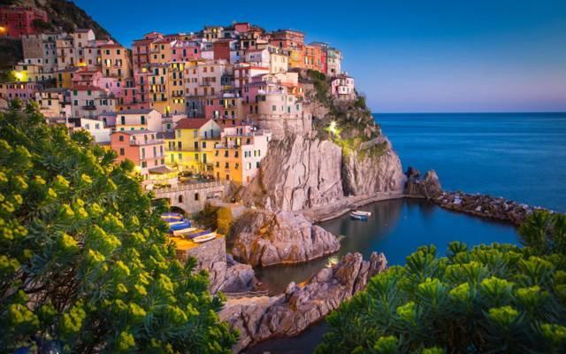 意大利唯美城市桌面壁纸