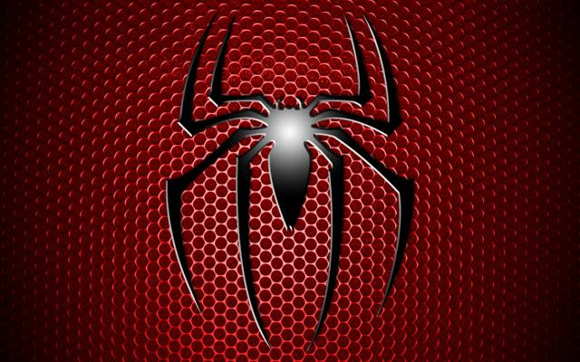 蜘蛛侠,红色,漫画,标志