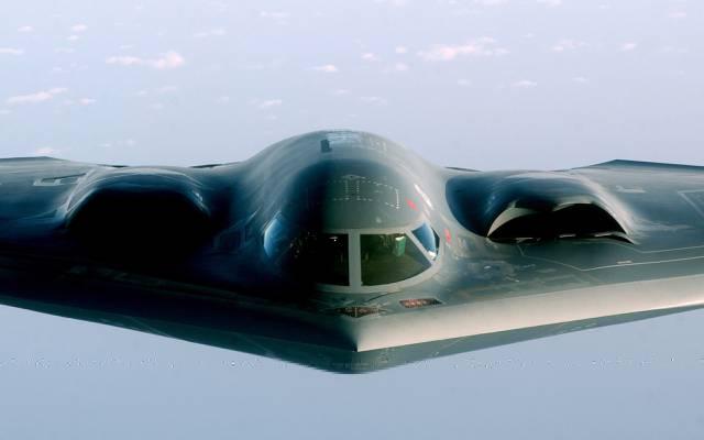 B-2,精神,RLE,轰炸机,诺斯罗普