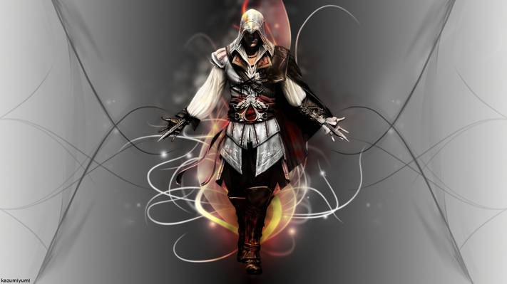 刺客信条2,杀手,行刺客的信条,刺客,刺客,Ezio auditore da ...