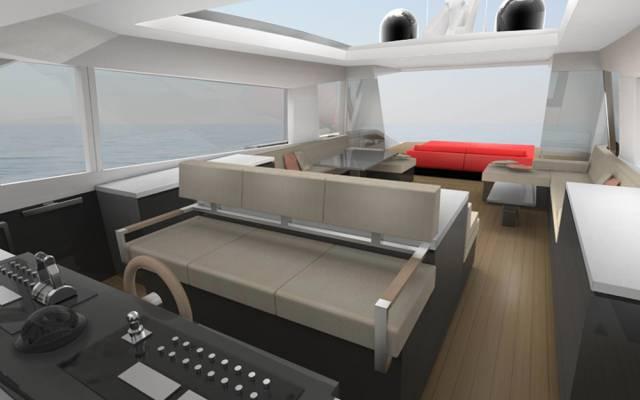 风格,室内,游艇,套房,设计