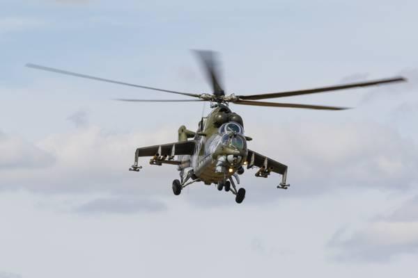 直升机,运输战斗,Mi-24V