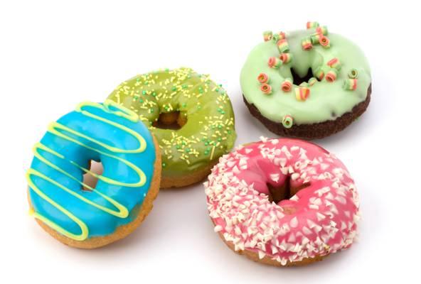 婴儿,蛋糕,甜点,甜点,松饼,甜,釉,巧克力,巧克力,甜甜圈