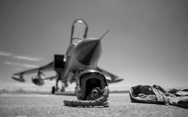 头盔,航空,战斗机,背景