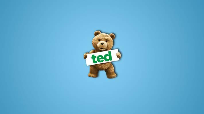 熊,电影,TED,题词