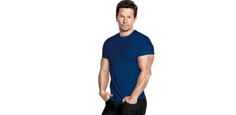 姿势,肌肉,T恤,马克·沃尔伯格,牛仔裤,马克·沃尔伯格,演员