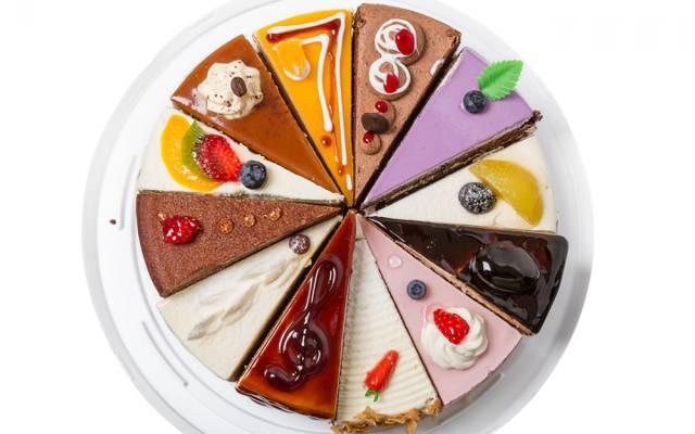 甜点,食物,装饰,甜,蛋糕