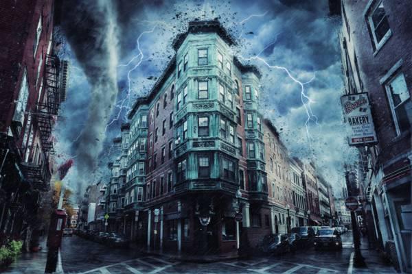 纽约时报广场高清壁纸