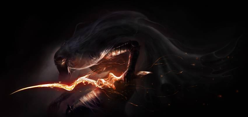 Namco Bandai游戏,软件,黑暗之魂III,黑暗之魂3