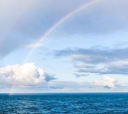 怎么去拥有一道彩虹