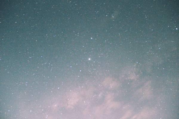 满天的繁星点点