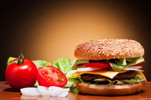 壁纸西红柿,蔬菜,卷,黄瓜,芝麻,奶酪,快餐,快餐,汉堡,帕蒂,弓