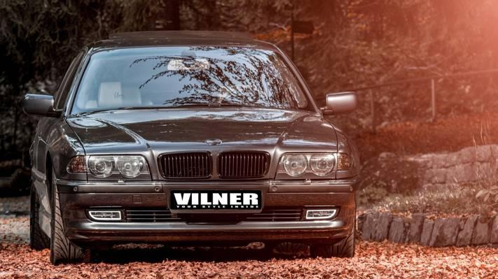 V12,七,750,调音,维尔纳,宝马,e38,布玛,机器,汽车,bumer