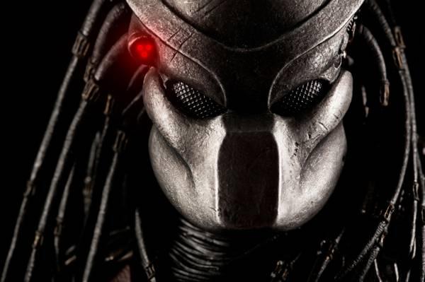 捕食者,捕食者,东西,头盔,面具,是