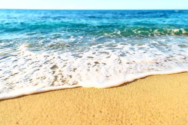 白天高清壁纸海滨